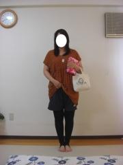 O脚矯正 産後の骨盤矯正 女性 after 3ヶ月後